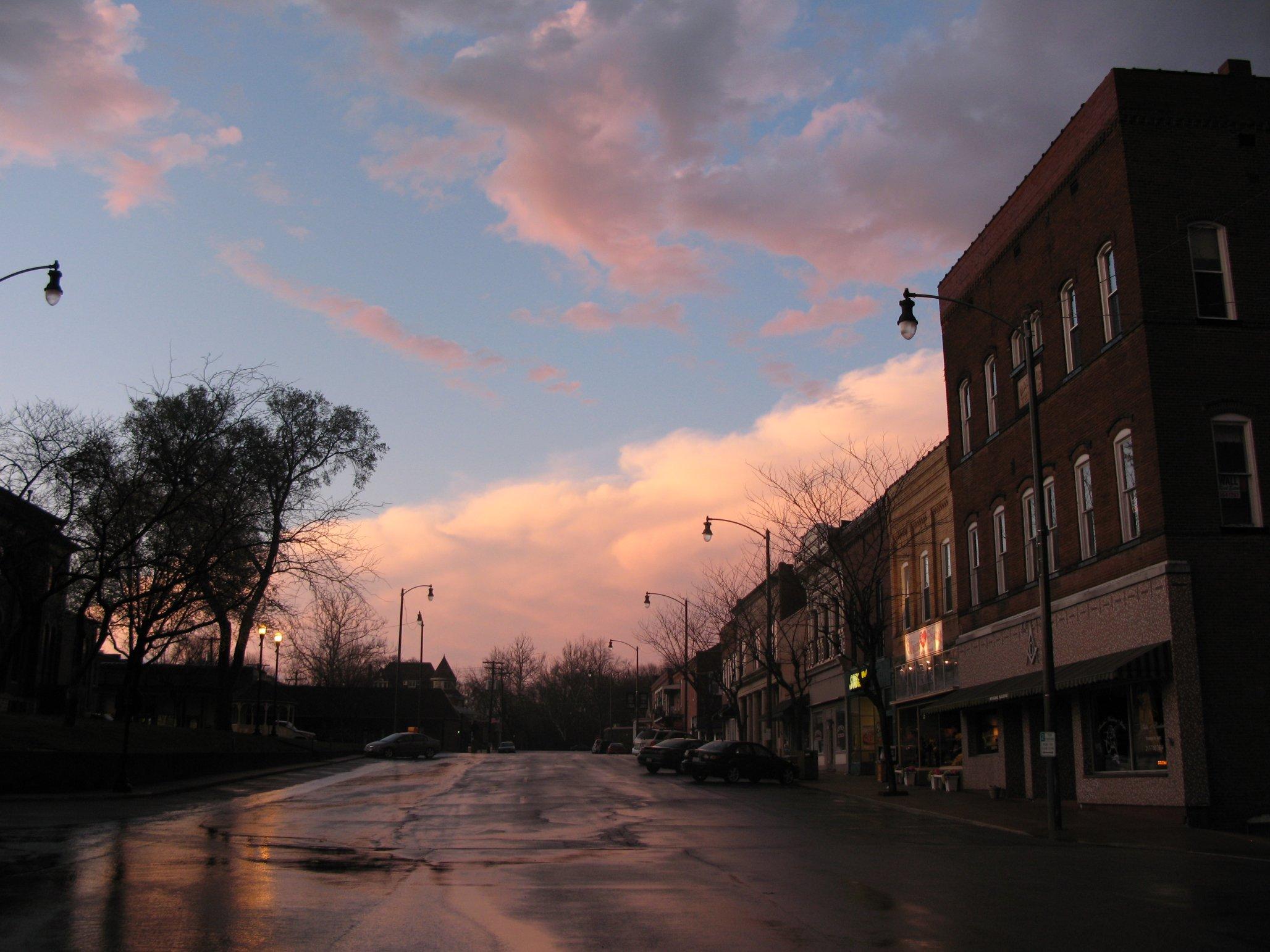 Downtown Greenville Illinois